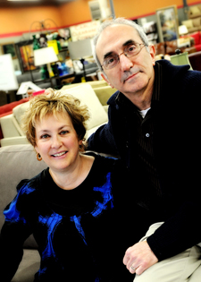 Owners of Savvy Leather Sofas