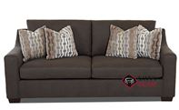 Alexandria Queen Sofa Bed by Savvy--Nailheads Available
