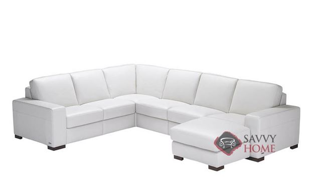 A397 True Sectional with Chaise (RAF) shown in Belfast White