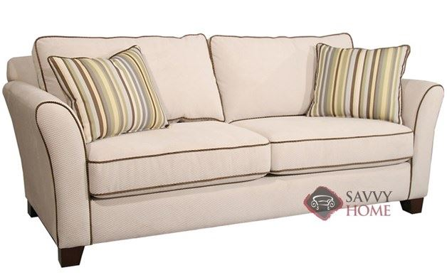 Cornell Sofa by Fairmont Designs shown in Taylor Linen