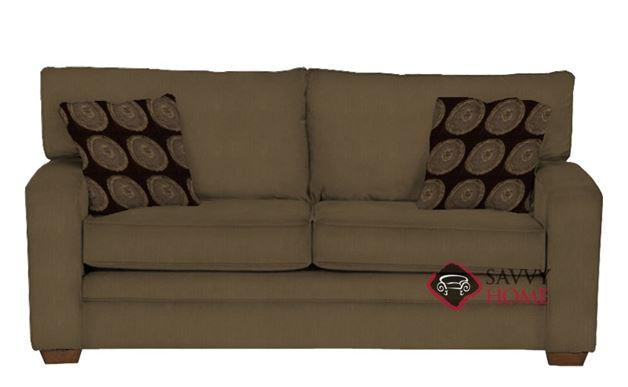 The 670 Studio Sofa in Stoked Mocha