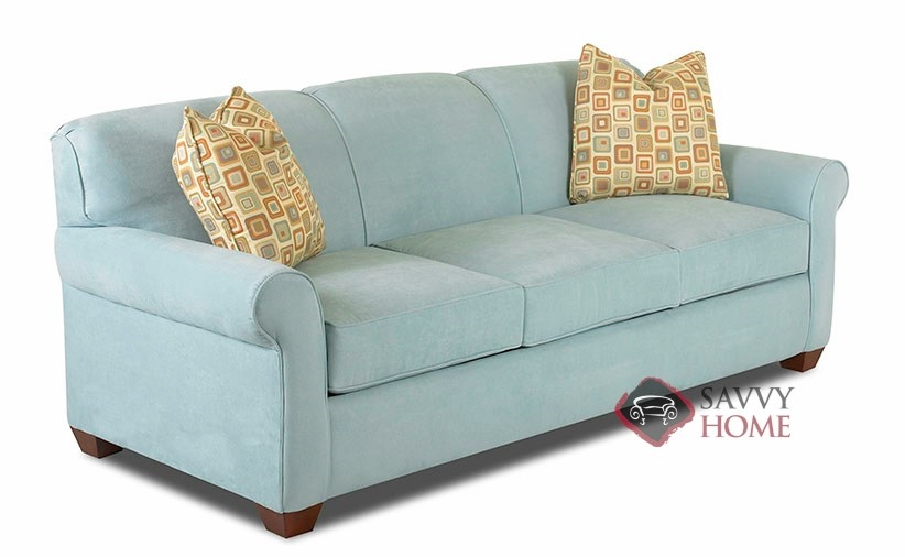 Calgary Fabric Sofa By Savvy Is Fully Customizable By You