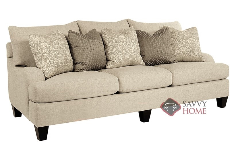 Brooke Sofa With Down Blend Cushions By Bernhardt In 1058 002