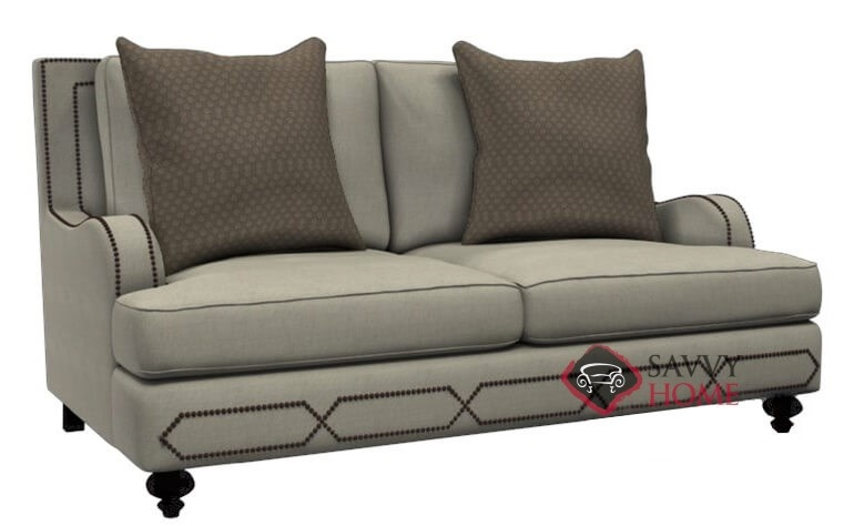 Franklin By Bernhardt Fabric Loveseat By Bernhardt Is Fully Customizable By You