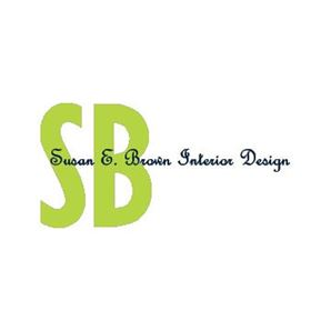 Susan E. Brown Interior Design Logo