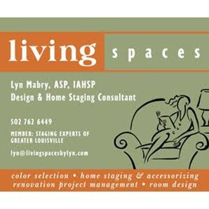 Living Spaces by Lyn Logo