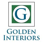 Golden Interiors Logo