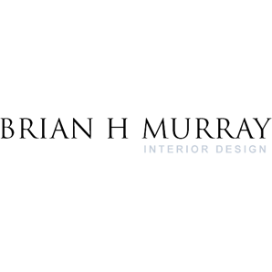 Brian H Murray Interior Design Logo