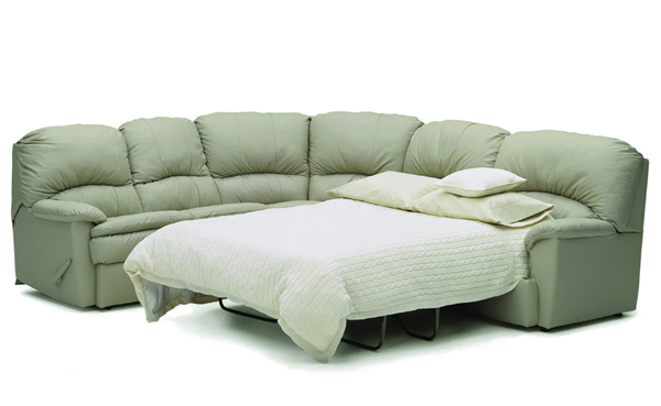 Aria Reclining True Sectional Sleeper Sofa