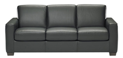 B534 Leather Sofa by Natuzzi Editions