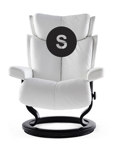Small Frame Magic Stressless Recliner ...  sc 1 st  Savvy Home Store & All Stressless Recliners | All Ekornes Recliners by Stressless ... islam-shia.org