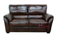 Tesino Leather Loveseat by Natuzzi Editions (B6...