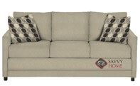 The 200 Queen Sleeper Sofa by Stanton in Stoked Linen