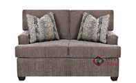Chehalis Loveseat by Savvy in Tabby Granite