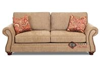 Shelton Sofa by Savvy in Bentley Mocha