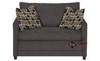 The 200 Twin Sleeper Sofa by Stanton in Hayden Antelope
