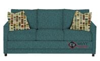 The 200 Queen Sleeper Sofa by Stanton in Notion Hypnotic