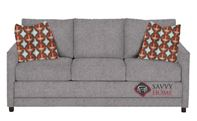 The 200 Queen Sleeper Sofa by Stanton in Jitterbug Ash