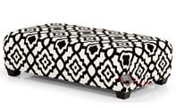 The 901 Rectangle Ottoman by Stanton