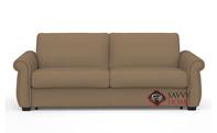 Holiday My Comfort 2-Cushion Queen Sofa Bed with Serta Gel Memory Foam Mattress by Palliser