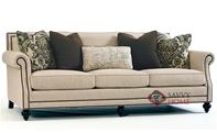 Brae Sofa with Down-Blend Cushions by Bernhardt