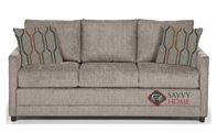 The 200 Queen Sofa Bed by Stanton in Paradigm Silt