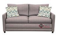 The 200 Full Sleeper Sofa by Stanton in Jitterbug Linen