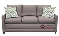 The 200 Queen Sofa Bed by Stanton in Jitterbug Linen