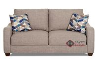 Toronto Queen Comfy Sofa Bed by Savvy