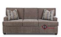 Chehalis Sofa by Savvy in Tabby Granite