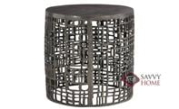 Aaron Chairside Table by Bernhardt Interiors