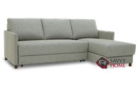 Pint Chaise Sectional Full XL Sofa Bed by Luonto