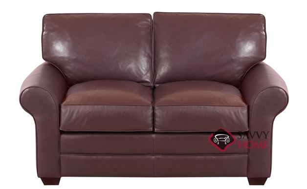 Montreal Leather Loveseat