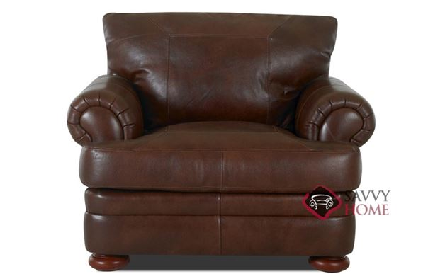 Montezuma Leather Chair