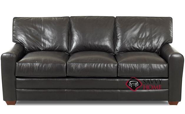 Halifax Leather Sofa