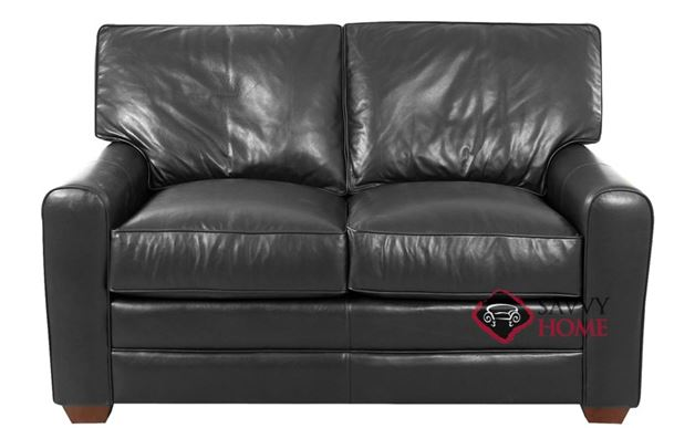 Halifax Leather Loveseat