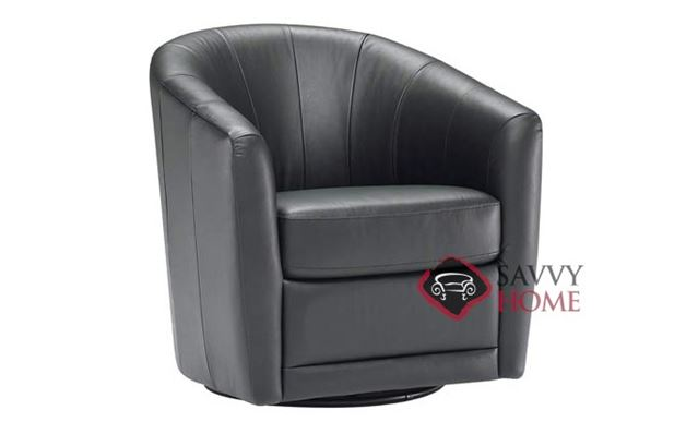B596 Chair shown in Black