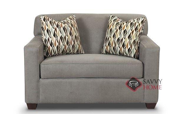 Geneva Chair Sleeper Sofa by Savvy