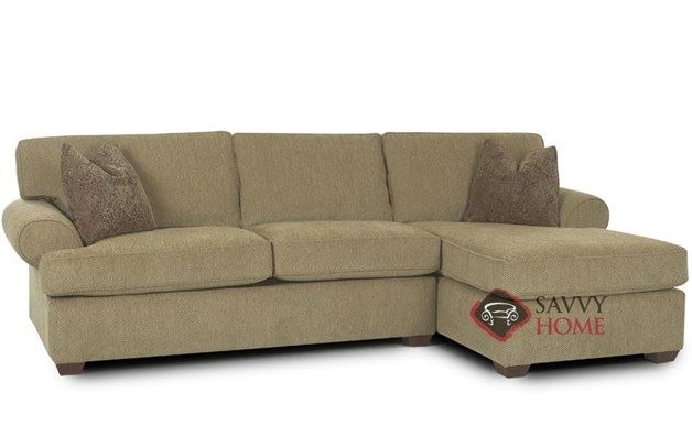 Tacoma Chaise Sectional Sleeper Sofa