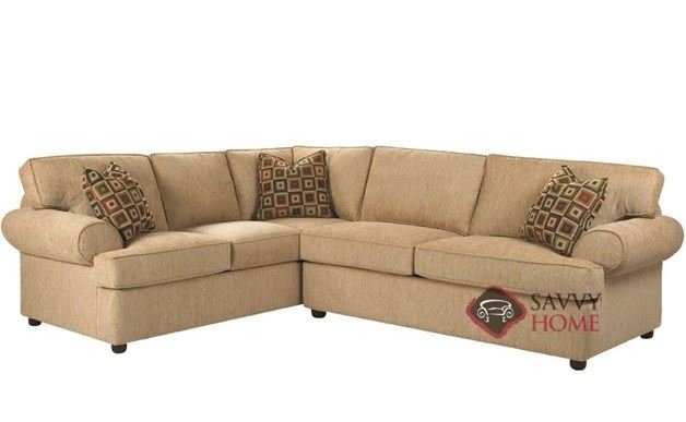 Tacoma True Sectional Sleeper Sofa