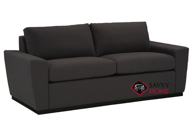 Geo 2-Cushion Condo Earth Designs Sofa by Lazar
