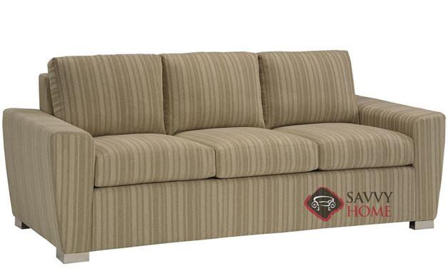 Geo 3-Cushion Earth Designs Sofa by Lazar
