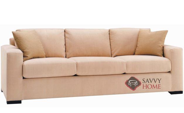 Sutton Place 3-Cushion Queen Sleeper