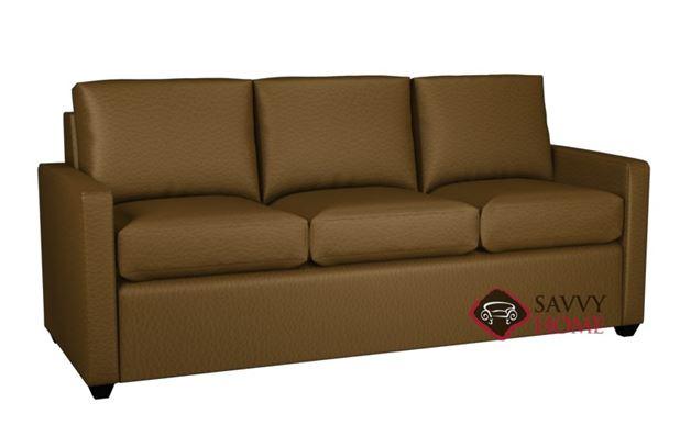Terra 3-Cushion Leather Sofa by Lazar Industries