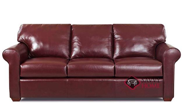 Cancun Leather Sofa