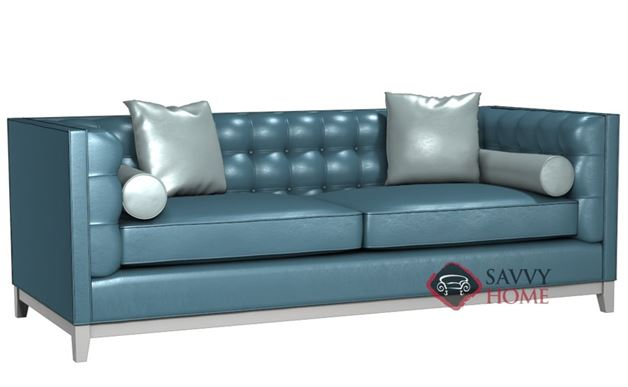 Jared Leather Sofa by Lazar Industries