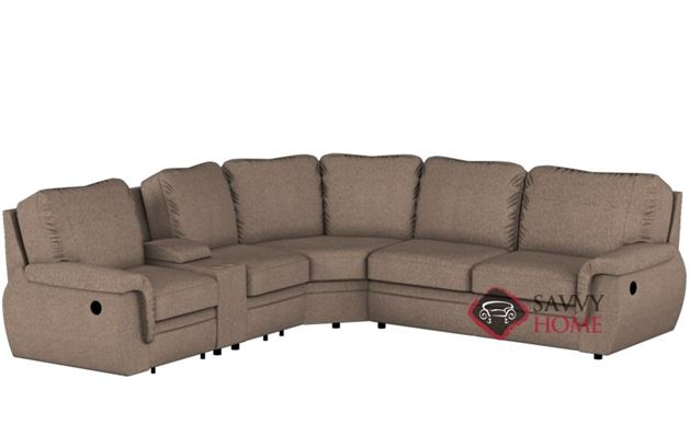 Brunswick Large Reclining True Sectional Sleeper Sofa