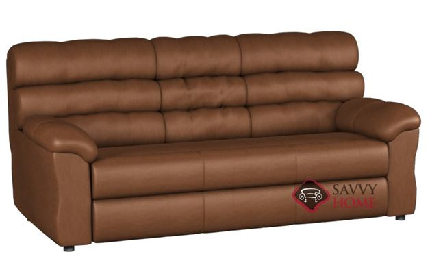 Durant Reclining Leather Sofa
