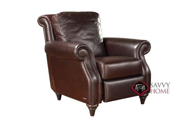 A297 Leather Recliner by Natuzzi