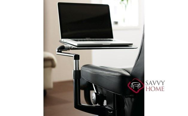 Computer Table for Stressless Recliner